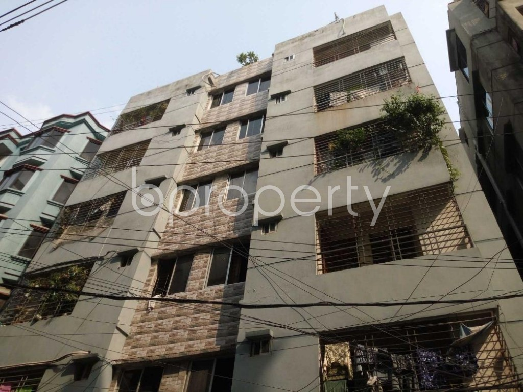 Front view - 3 Bed Apartment to Rent in Adabor, Dhaka - 1890987