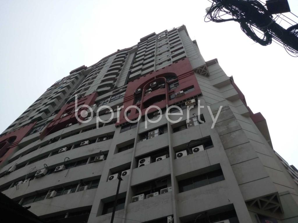 Outside view - Office for Sale in Motijheel, Dhaka - 1891063