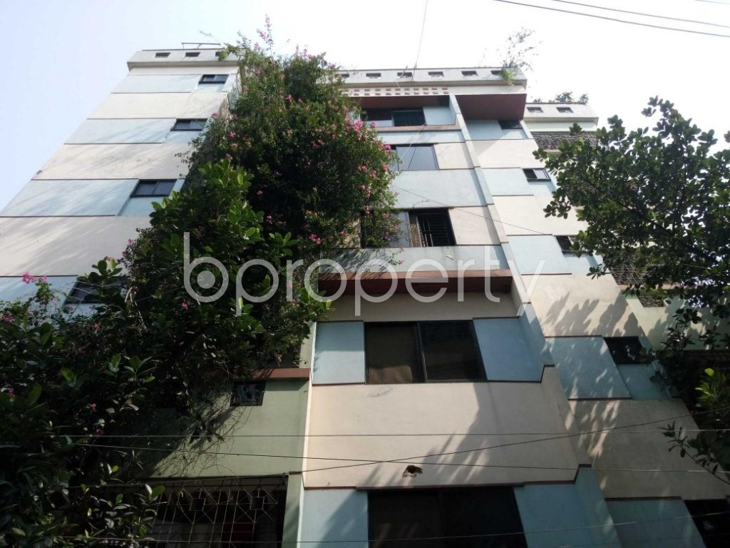 Front view - 3 Bed Apartment to Rent in Adabor, Dhaka - 1891146