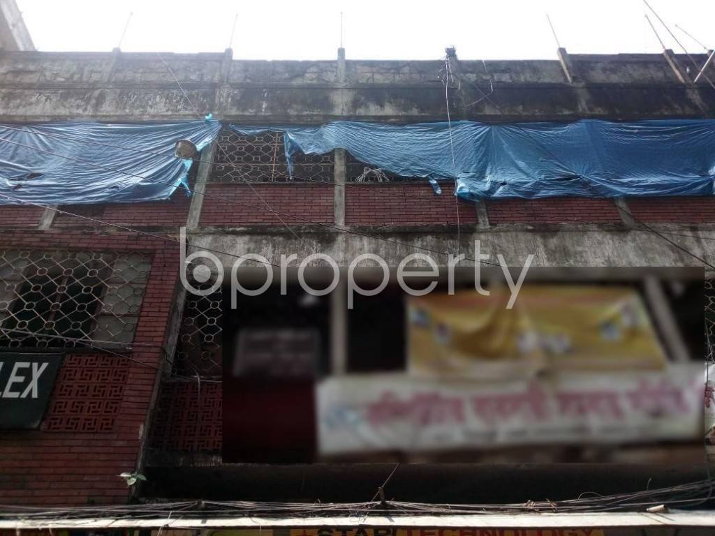 Front view - Shop for Sale in New Market, Dhaka - 1891184
