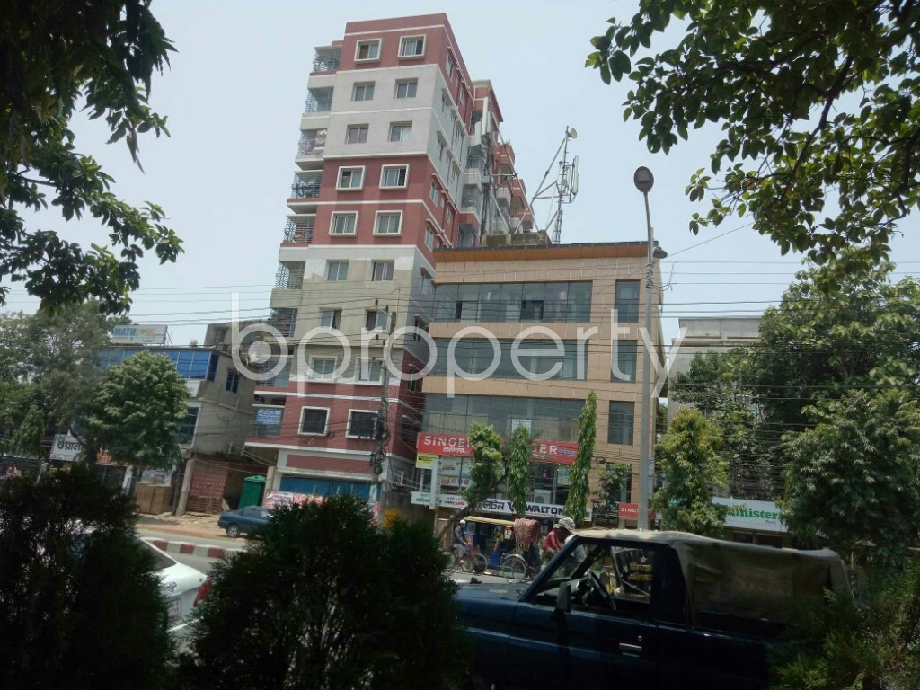Outside view - 3 Bed Apartment for Sale in Halishahar, Chattogram - 1891217