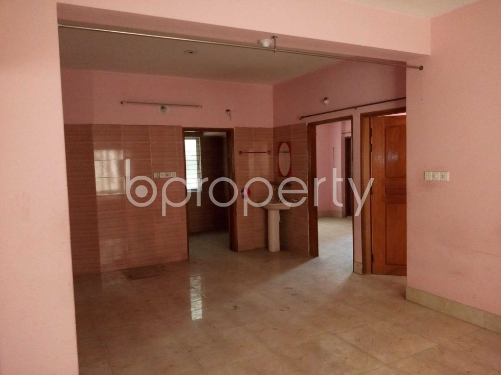 Dine/Dining - 4 Bed Apartment for Sale in Mohammadpur, Dhaka - 1891264