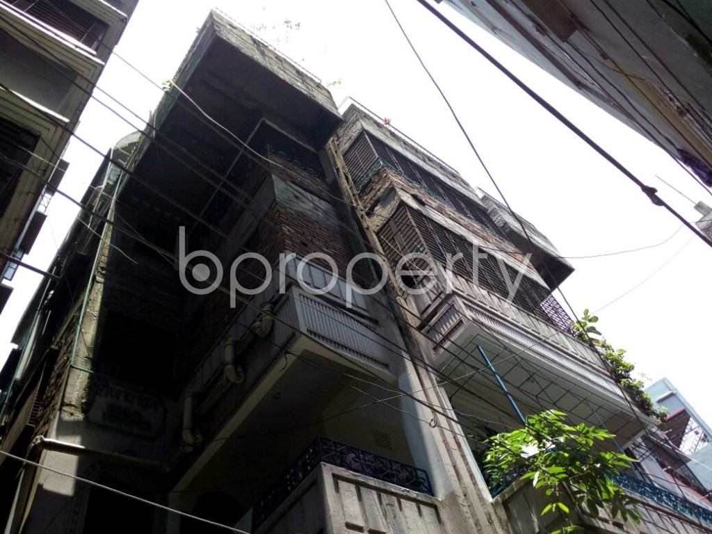 Outside view - 3 Bed Apartment to Rent in Dhanmondi, Dhaka - 1891499