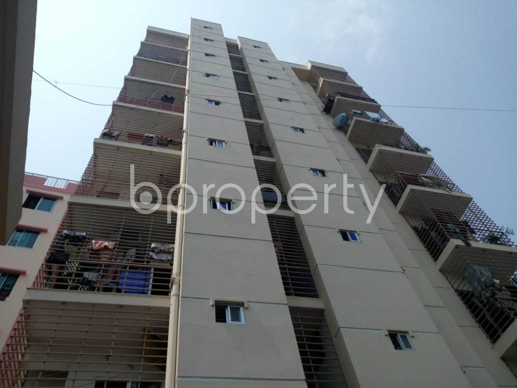 Front view - 3 Bed Apartment for Sale in 33 No. Firingee Bazaar Ward, Chattogram - 1891691