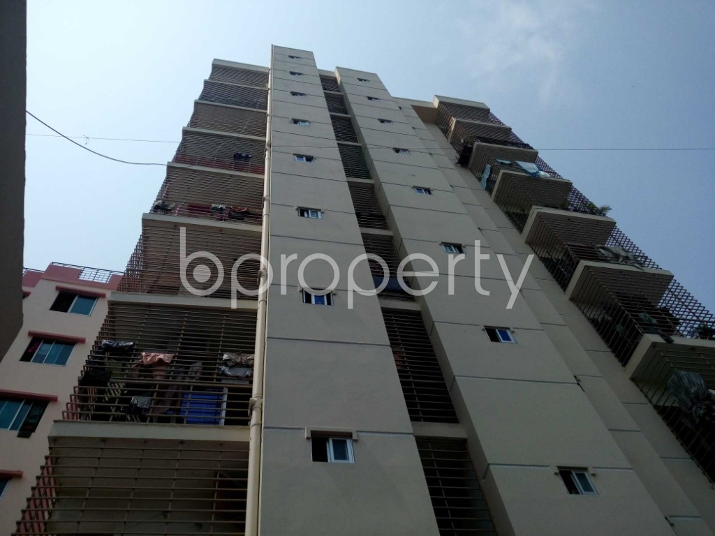 Front view - 3 Bed Apartment for Sale in 33 No. Firingee Bazaar Ward, Chattogram - 1891692