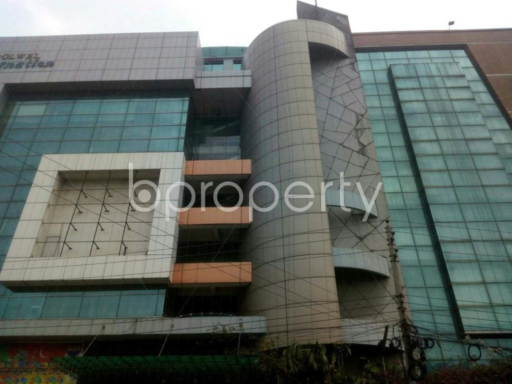 Front view - Shop for Sale in Uttara, Dhaka - 1891736