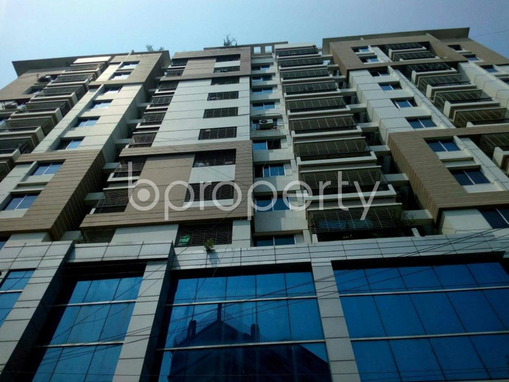 Front view - 3 Bed Apartment to Rent in Jhautola, Cumilla - 1891741