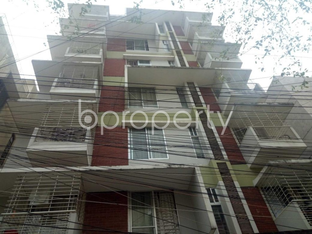 Front view - 3 Bed Apartment to Rent in Uttara, Dhaka - 1891957