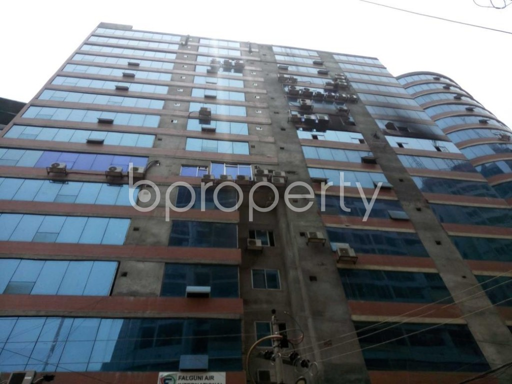 Front view - Office for Sale in Motijheel, Dhaka - 1892250
