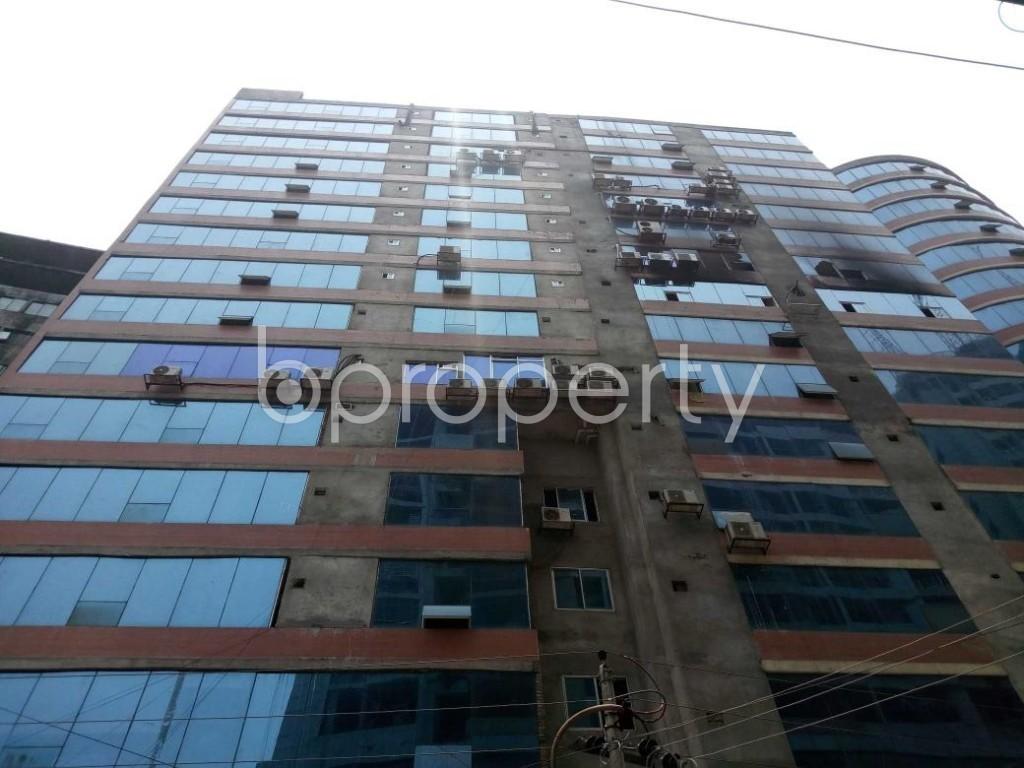 Front view - Office for Sale in Motijheel, Dhaka - 1892252