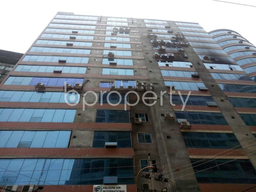 Front view - Office for Sale in Motijheel, Dhaka - 1892253