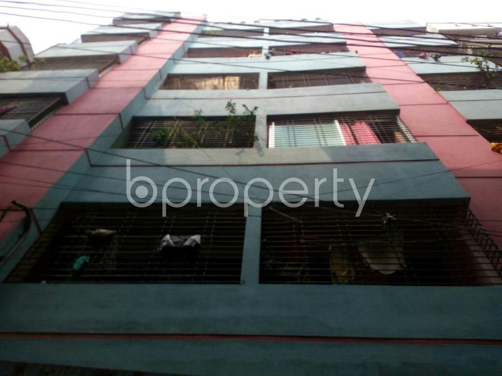 Front view - 2 Bed Apartment for Sale in Gazipur Sadar Upazila, Gazipur - 1892296