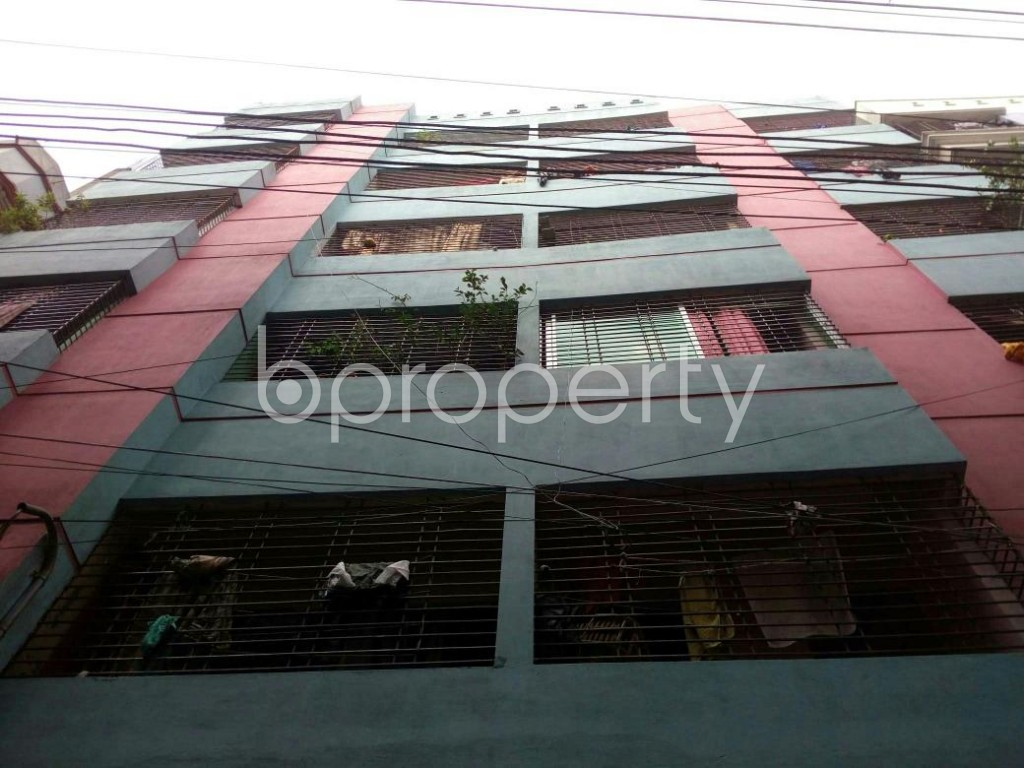 Front view - 1 Bed Apartment for Sale in Gazipur Sadar Upazila, Gazipur - 1892297