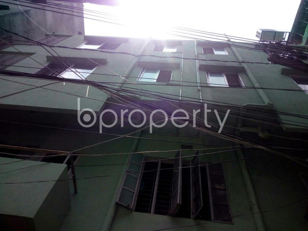 Front view - 1 Bed Apartment to Rent in Mohakhali, Dhaka - 1892373
