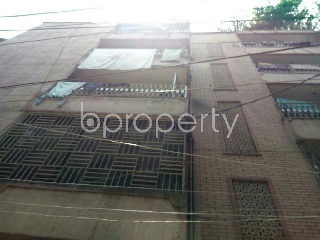 Front view - 2 Bed Apartment to Rent in Mohakhali, Dhaka - 1892377