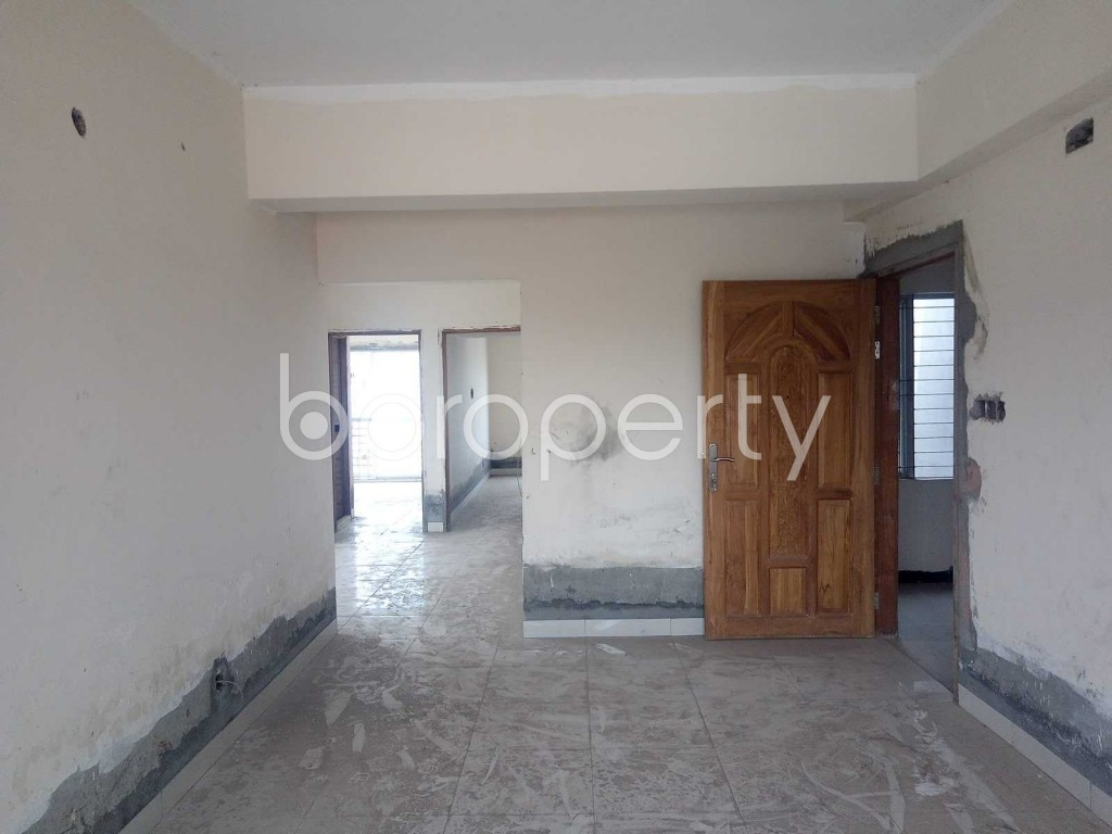 Dine/Dining - 3 Bed Apartment for Sale in Mirpur, Dhaka - 1892393