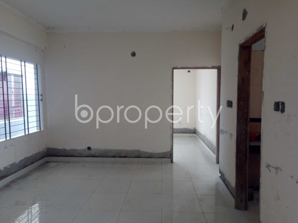 Dine/Dining - 3 Bed Apartment for Sale in Mirpur, Dhaka - 1892417