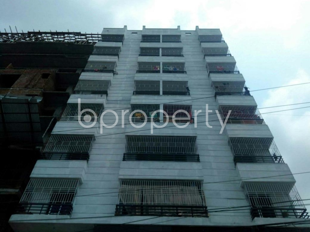 Front view - 3 Bed Apartment for Sale in Ashoktala, Cumilla - 1892694