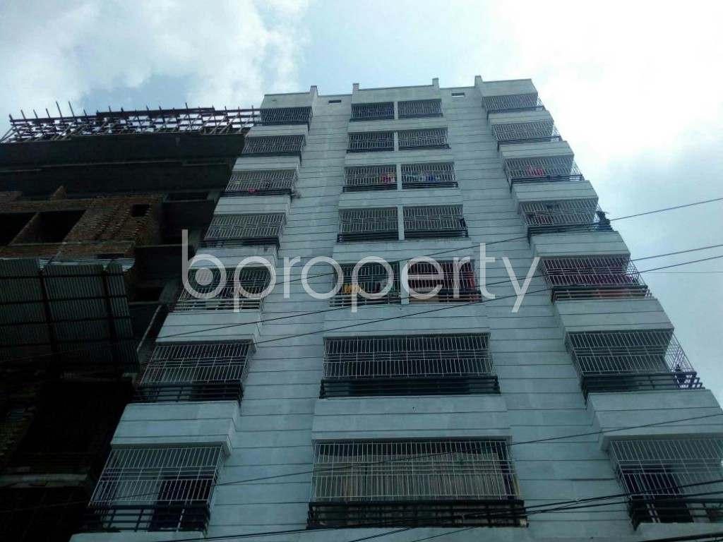 Front view - 3 Bed Apartment for Sale in Ashoktala, Cumilla - 1892699