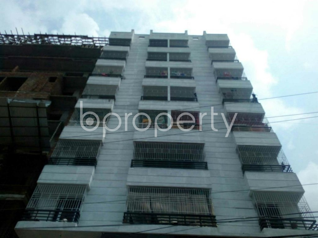 Front view - 3 Bed Apartment for Sale in Ashoktala, Cumilla - 1892736