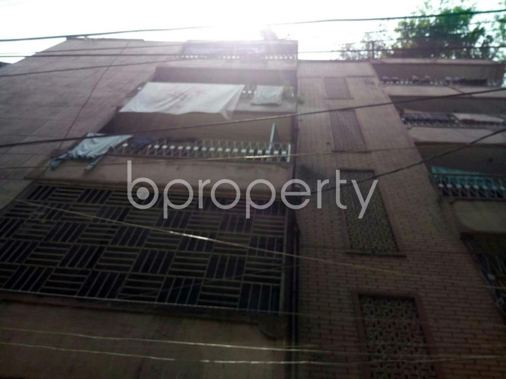 Front view - 2 Bed Apartment to Rent in Mohakhali, Dhaka - 1892800