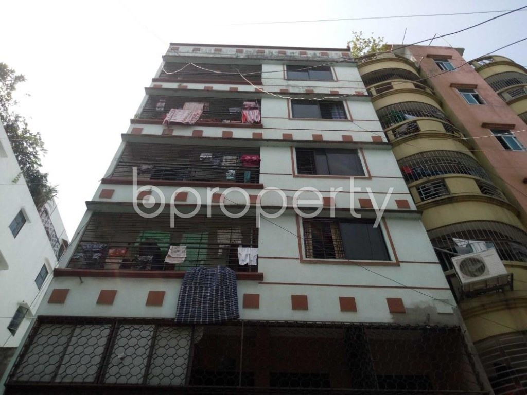 Front view - 2 Bed Apartment to Rent in Mohammadpur, Dhaka - 1893117
