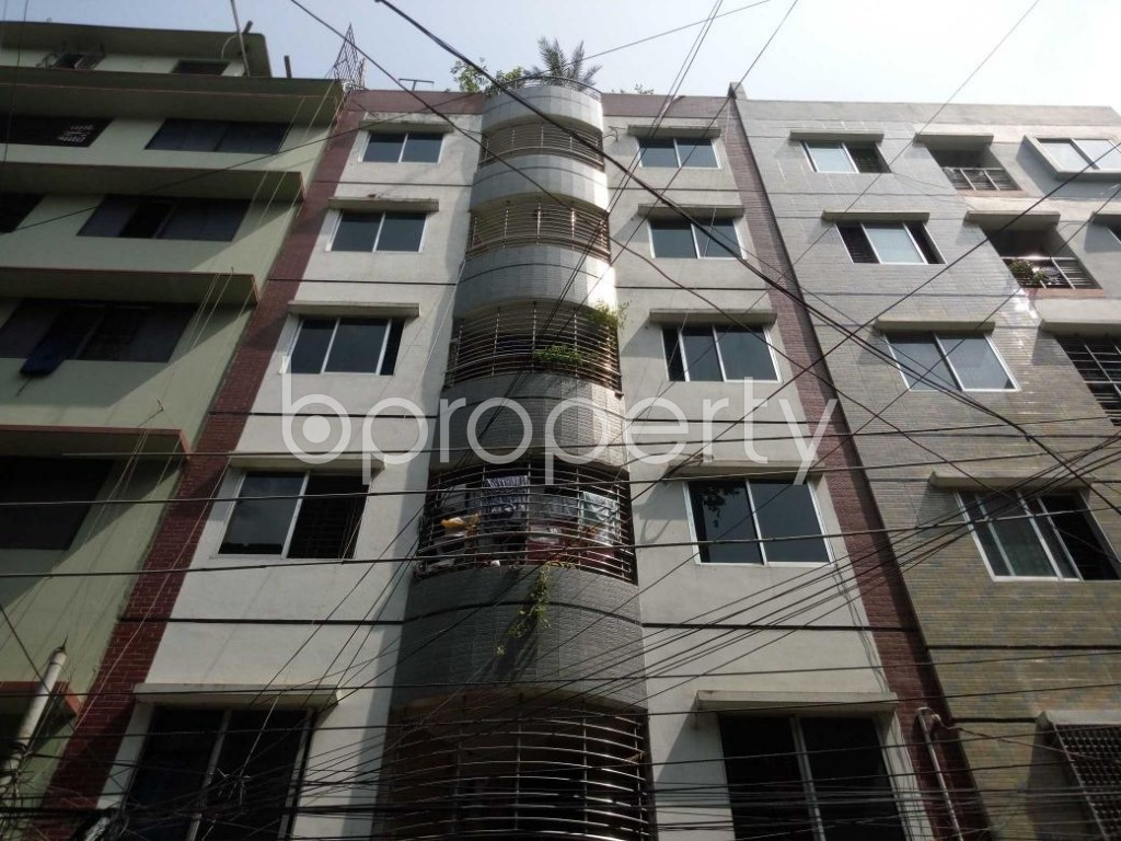 Front view - 2 Bed Apartment to Rent in Mohammadpur, Dhaka - 1893124
