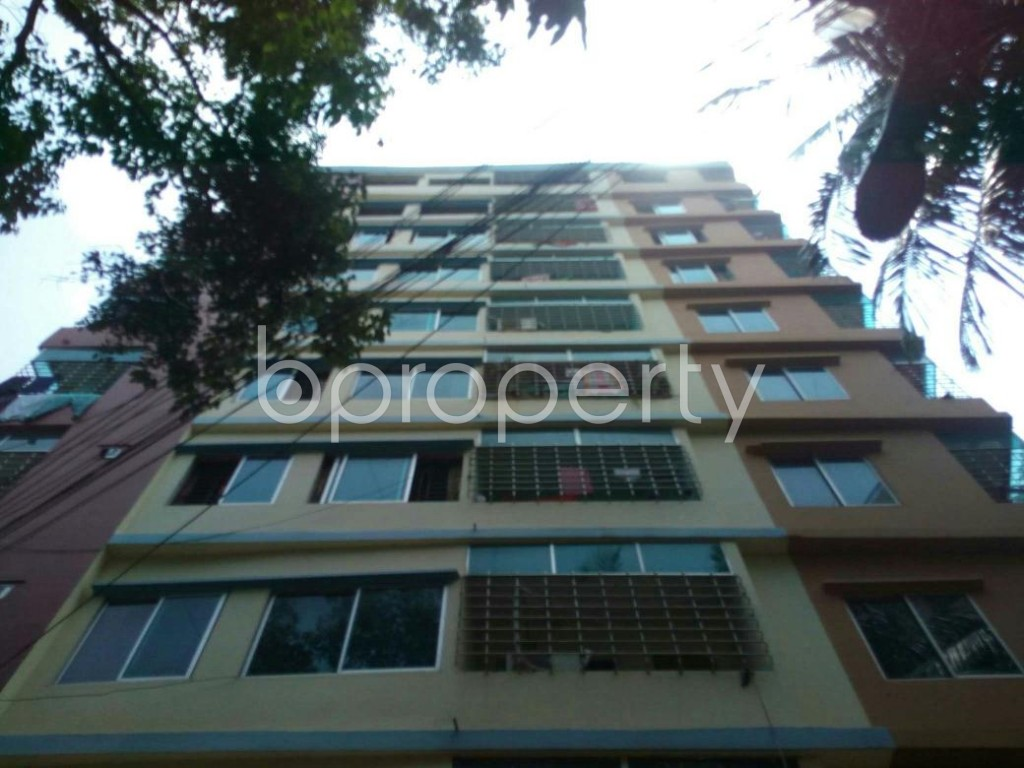 Front view - 3 Bed Apartment for Sale in Jhautola, Cumilla - 1893213