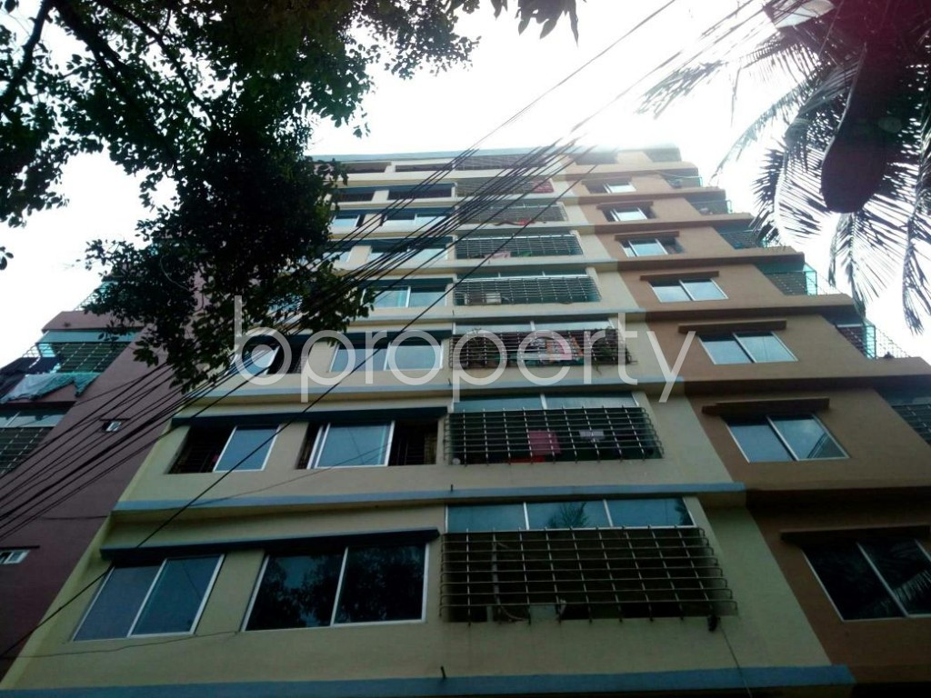 Front view - 3 Bed Apartment for Sale in Jhautola, Cumilla - 1893214