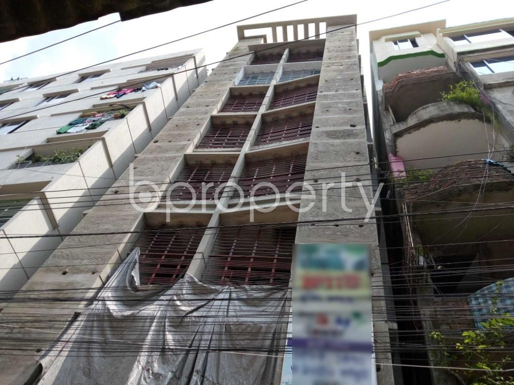 Front view - 3 Bed Apartment for Sale in Kazir Dewri, Chattogram - 1893411