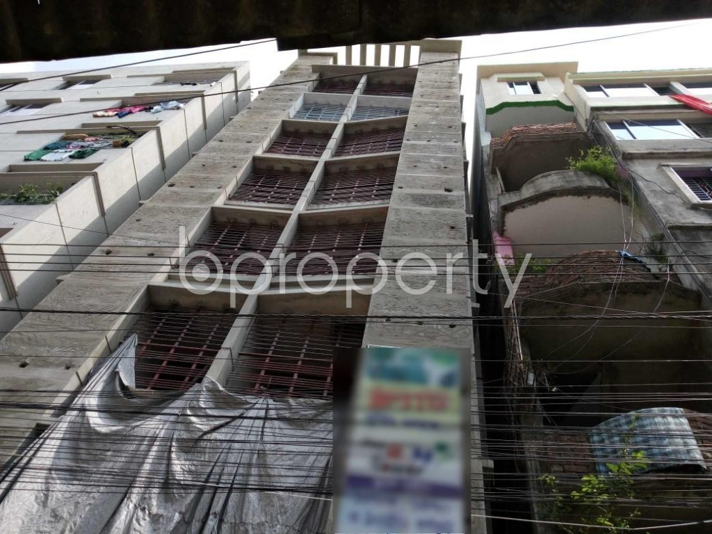 Front view - 3 Bed Apartment for Sale in Kazir Dewri, Chattogram - 1893425