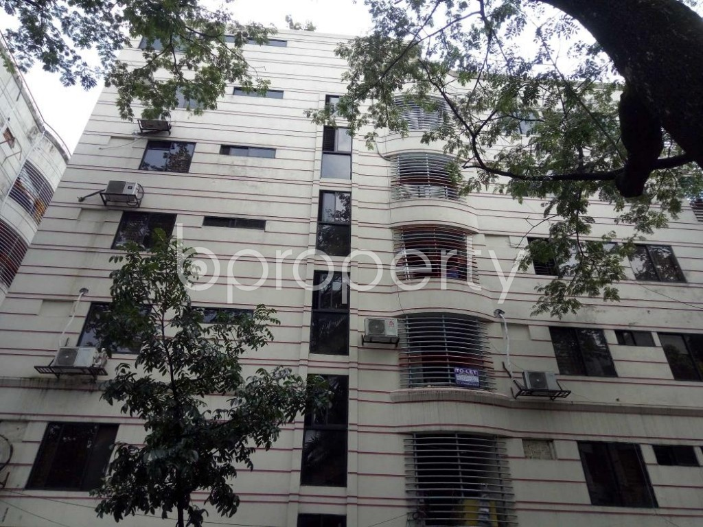 Front view - 3 Bed Apartment to Rent in Gulshan, Dhaka - 1893463