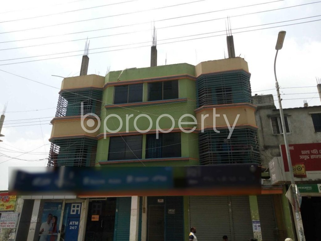 Front view - 2 Bed Apartment to Rent in Mohammadpur, Dhaka - 1893809