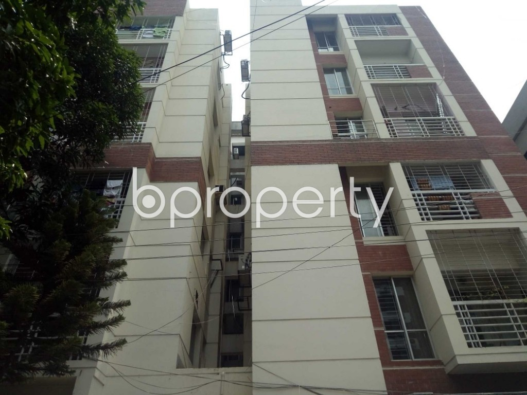 Front view - 3 Bed Apartment for Sale in Uttara, Dhaka - 1893833