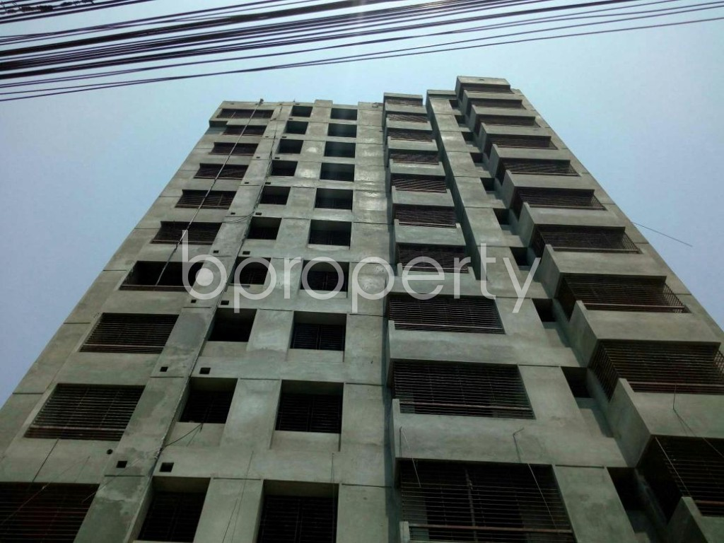 Front view - 3 Bed Apartment for Sale in Kandirpar, Cumilla - 1893854