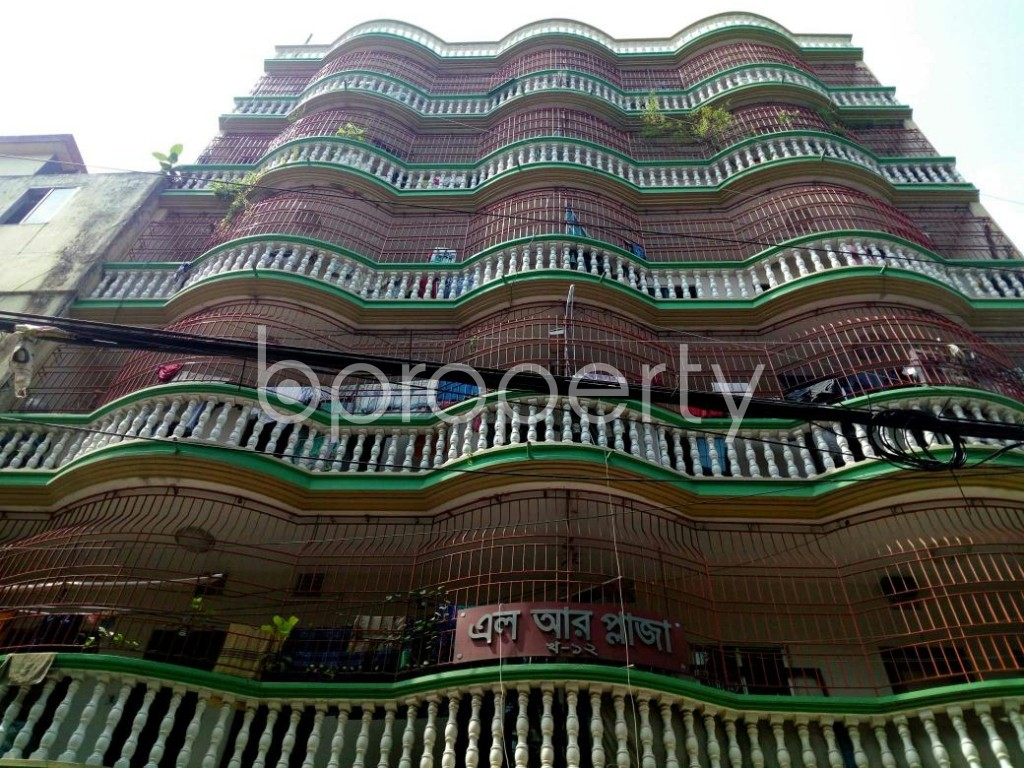 Front view - 1 Bed Apartment to Rent in Mohakhali, Dhaka - 1893878