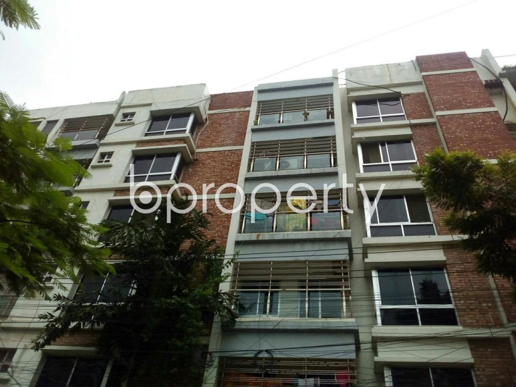 Front view - 4 Bed Apartment for Sale in Uttara, Dhaka - 1893897