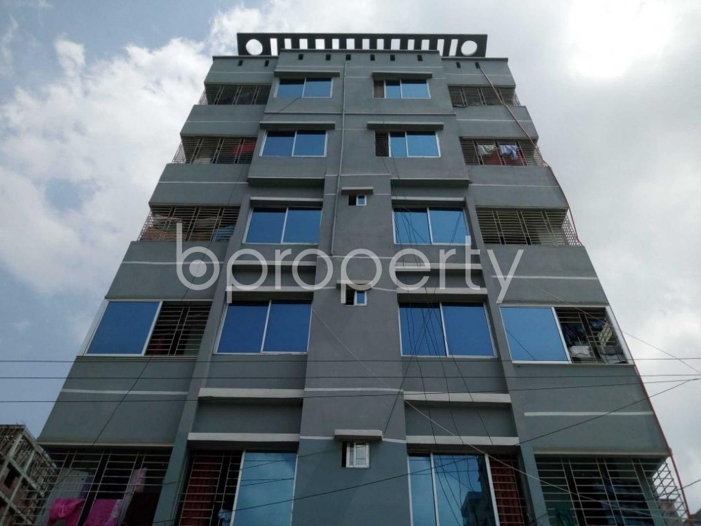 Front view - 2 Bed Apartment to Rent in Mohammadpur, Dhaka - 1893933