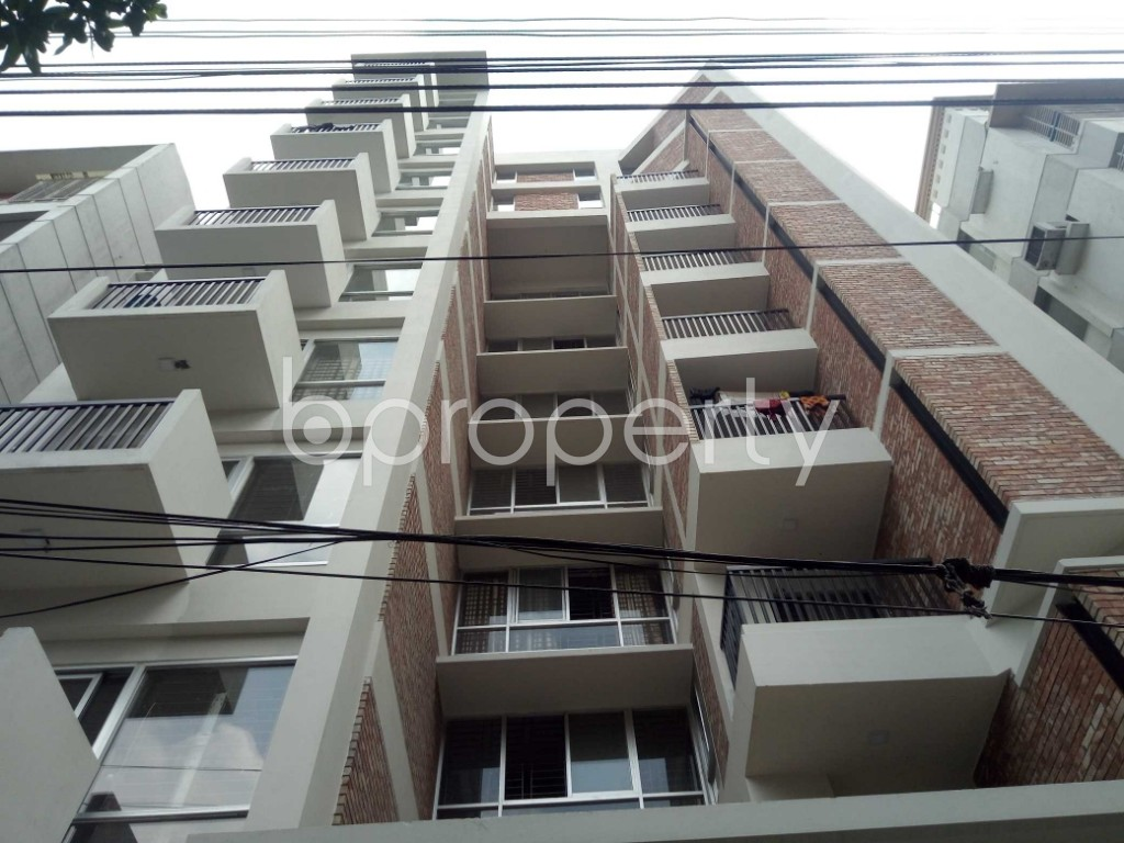 Front view - 3 Bed Apartment for Sale in Uttara, Dhaka - 1893414