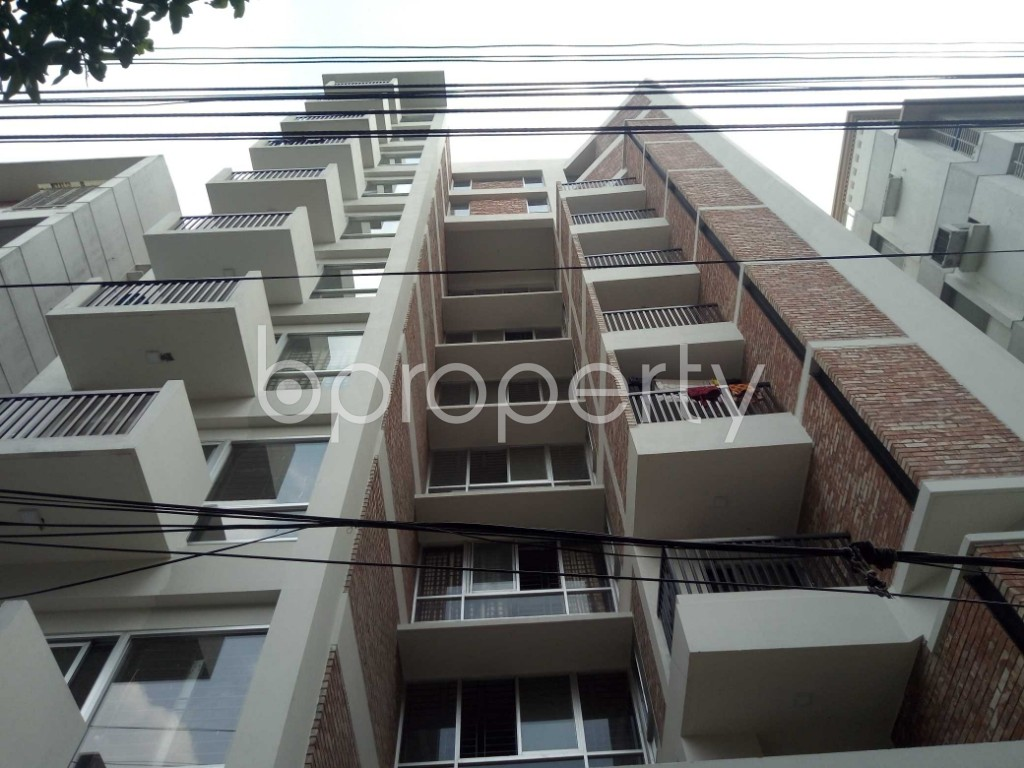 Front view - 3 Bed Apartment for Sale in Uttara, Dhaka - 1893415