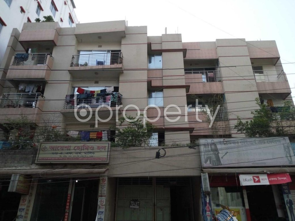 Front view - 2 Bed Apartment to Rent in Mohammadpur, Dhaka - 1894013