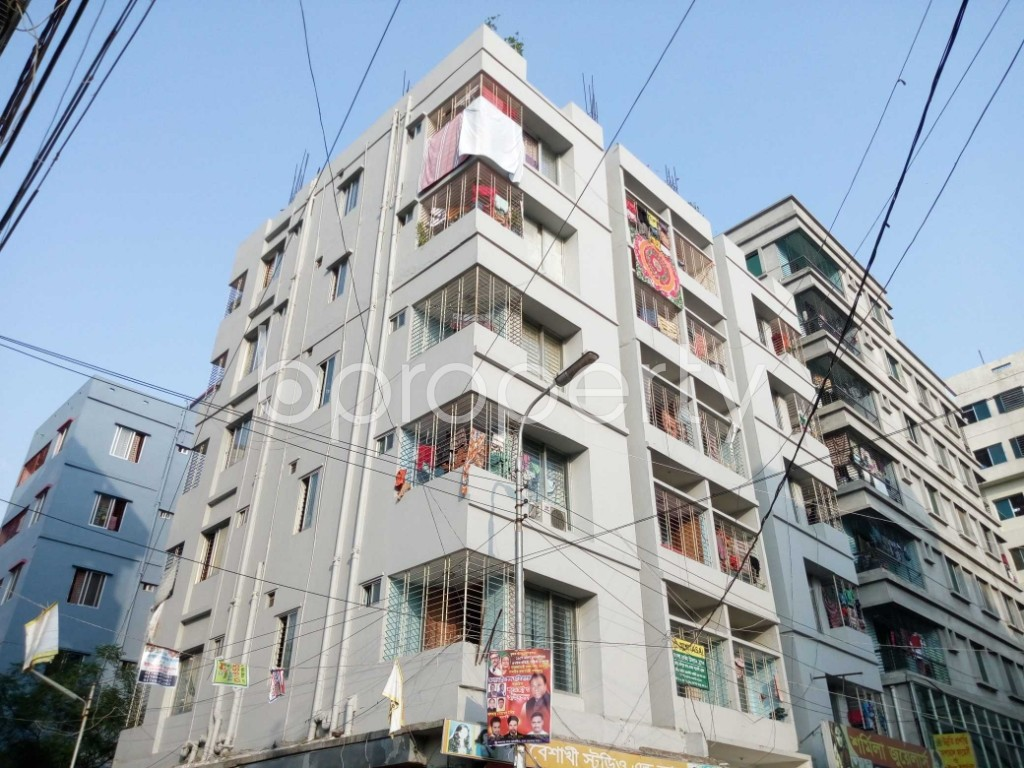 Outside view - 3 Bed Apartment to Rent in Mohammadpur, Dhaka - 1894021