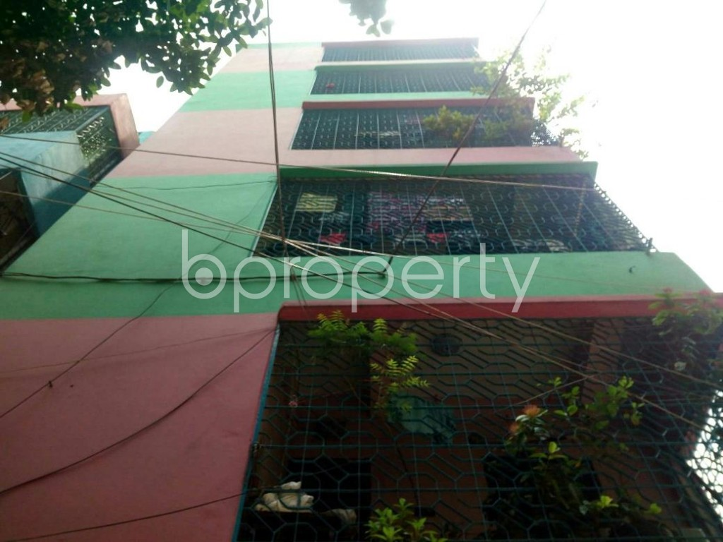 Front view - 1 Bed Apartment to Rent in Mohakhali, Dhaka - 1894100