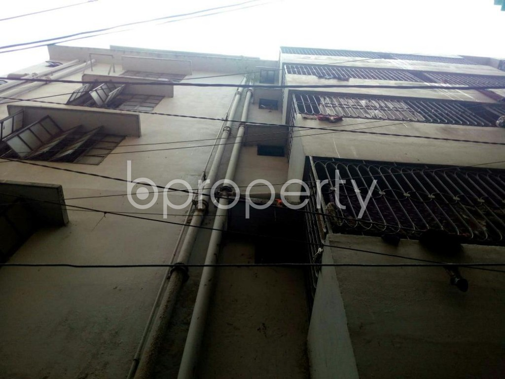 Front view - 2 Bed Apartment to Rent in Mohakhali, Dhaka - 1894101