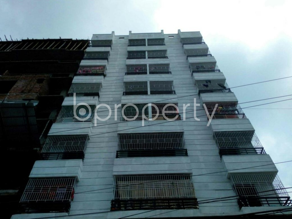 Front view - 3 Bed Apartment for Sale in Ashoktala, Cumilla - 1894148