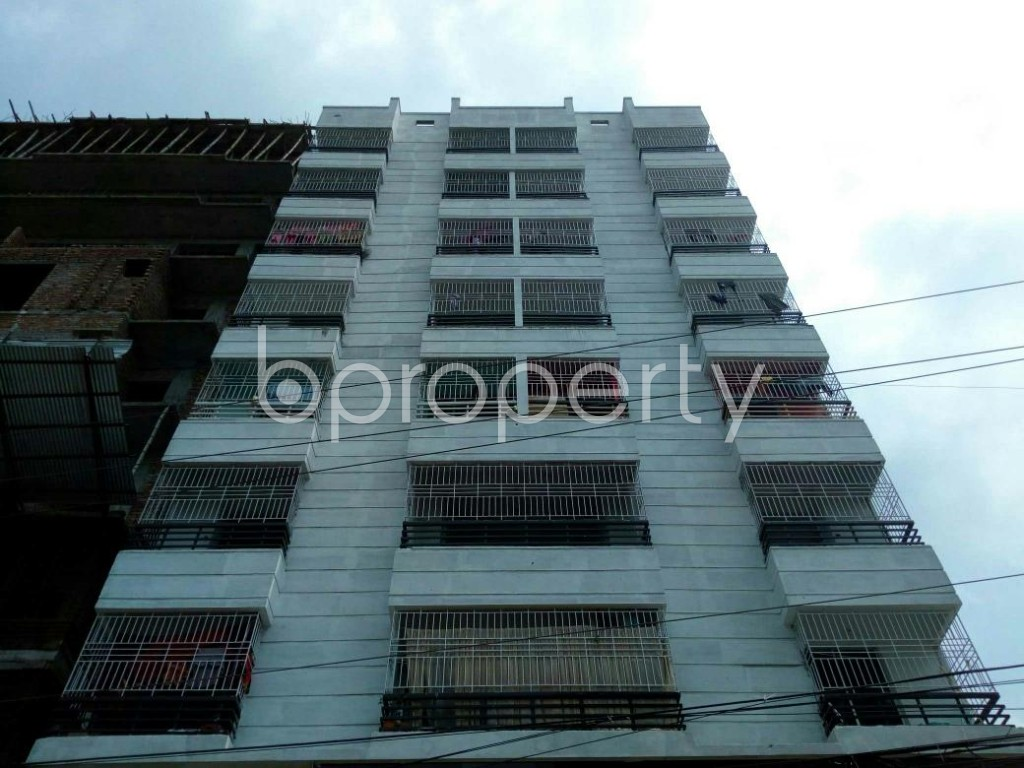 Front view - 3 Bed Apartment for Sale in Ashoktala, Cumilla - 1894149