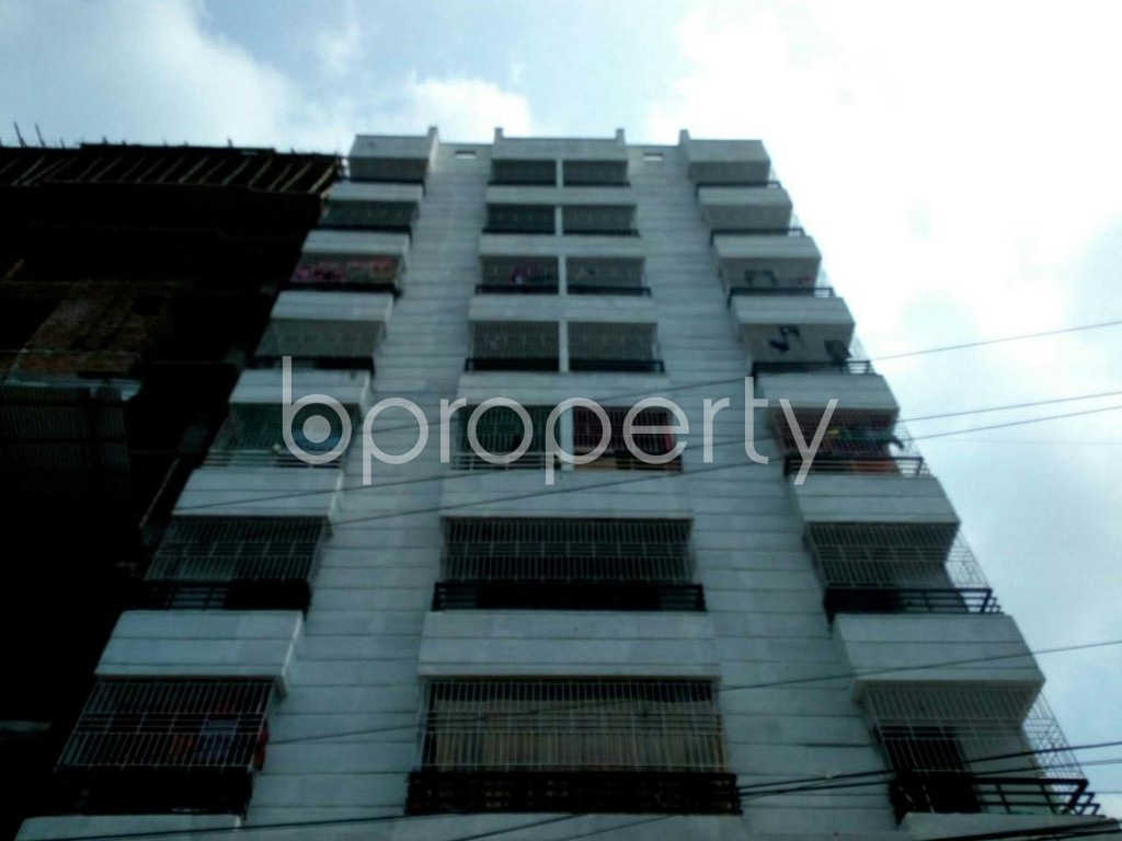 Front view - 3 Bed Apartment for Sale in Ashoktala, Cumilla - 1894150