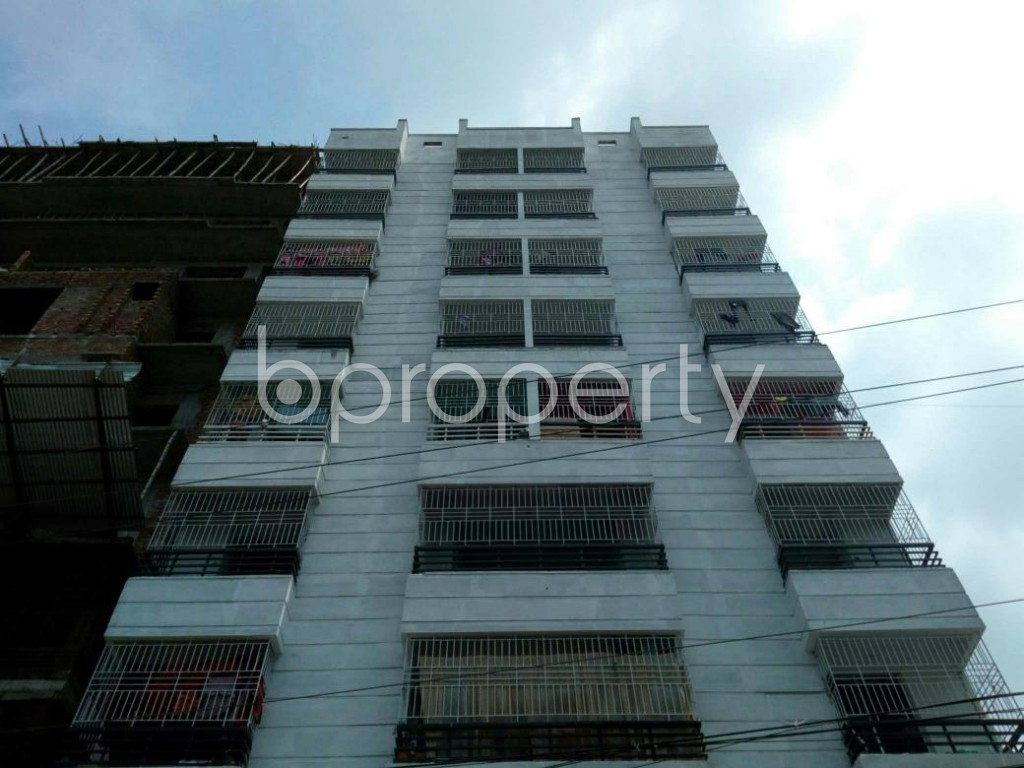 Front view - 3 Bed Apartment for Sale in Ashoktala, Cumilla - 1894151