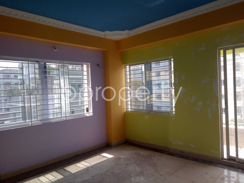 Bedroom - 3 Bed Apartment for Sale in Mirpur, Dhaka - 1894200