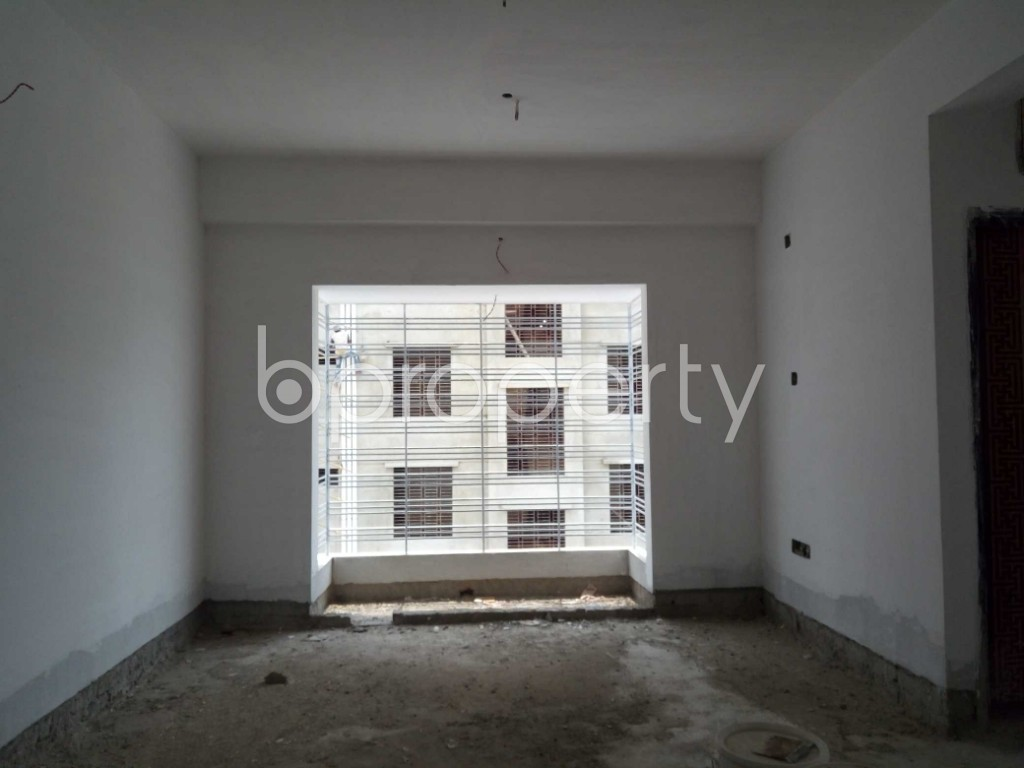 Dine/Dining - 3 Bed Apartment for Sale in Bakalia, Chattogram - 1894213